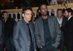 Ben Stiller and Chris Rock