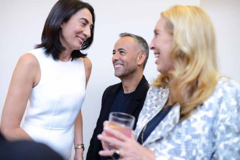 Lisa Phillips, Anh Duong, Francisco Costa