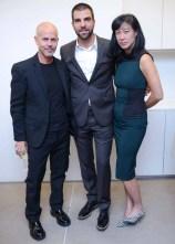 Zachary Quinto, Italo Zucchelli, Karen Wong