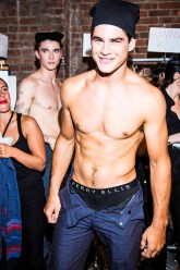 PerryEllis_SS15_Backstage_Model2