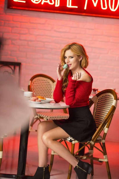 Bella Thorne for Candies Fall 2014 (10)