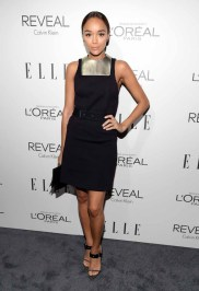 ELLE's 21st Annual Women In Hollywood Celebration - Red Carpet