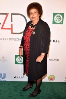 Madam Louisa Waqa