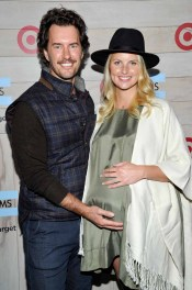 Blake Mycoskie and Heather Mycoskie