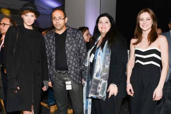 Lucie Milanes, Alejandro Ordonez, Analeigh Tipton, Jessica Stroup