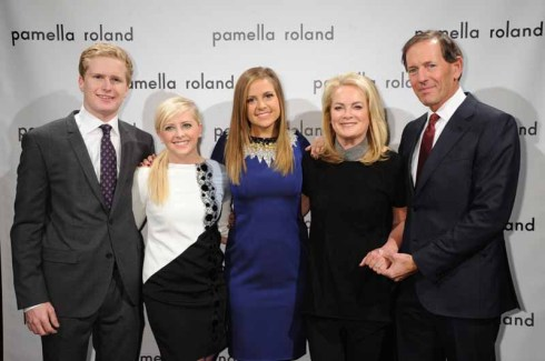 Pamella Roland's Family