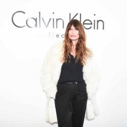 CALVIN KLEIN Collection Presents the Women's Fall 2015 Runway Show