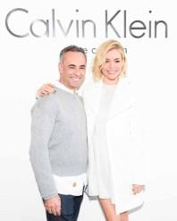 calvin Klein collection F15 front row (5)