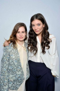 Christine & the Queens & Lorde