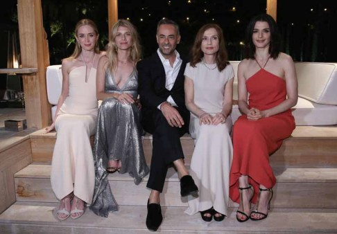 IFP, Calvin Klein Collection & euphoria Calvin Klein Recognized Women In Film At The 68th Cannes Film FestivalCannes, France