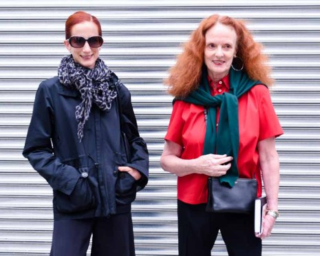 Vanessa Friedman, Grace Coddington