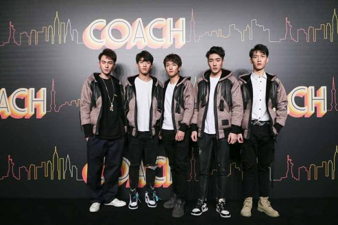 Coach Shanghai Red Carpet