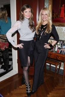Nicole Noonan and Consuelo Vanderbilt Costin