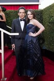 Ben Stiller and Ella Olivia Stiller