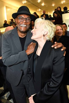Samuel L. Jackson, Glenn Close