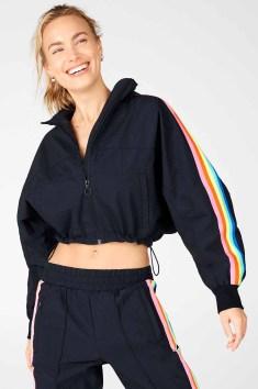 Pride_Carol Woven Jacket_Front