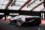 Lamborghini Terzio Millennio - Concept car FAI 2018