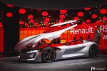Renault Trezor Concept Mondial de l'Automobile Paris 2016 - Photos