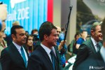 Manuel Valls Mondial Automobile Paris 2016 - Photos