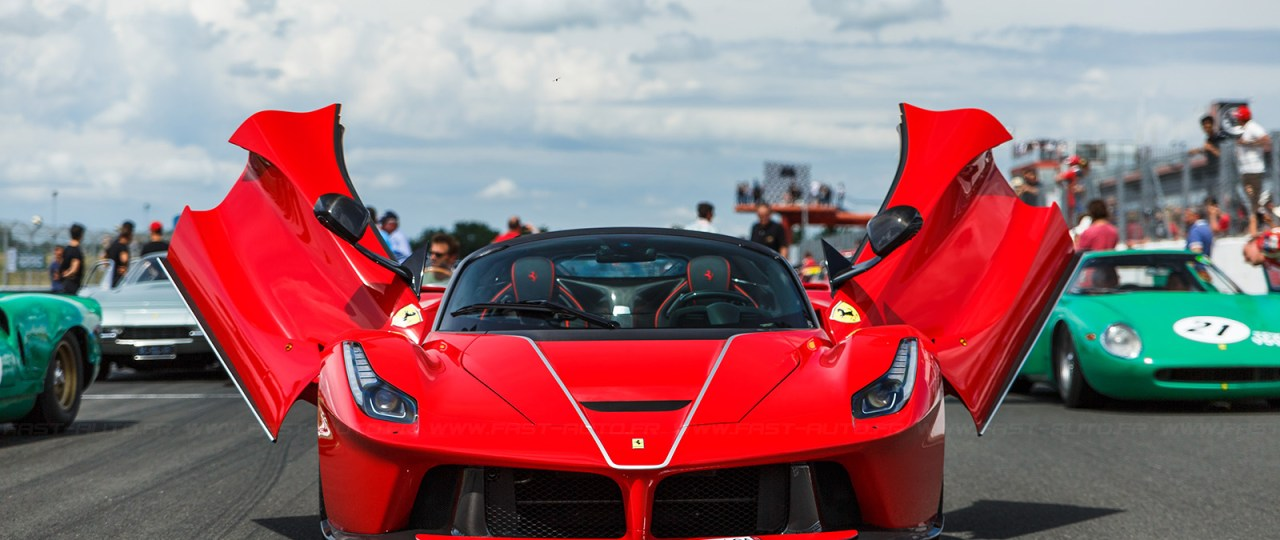 Photos Sport et Collection 2018 - Ferrari LaFerrari Aperta
