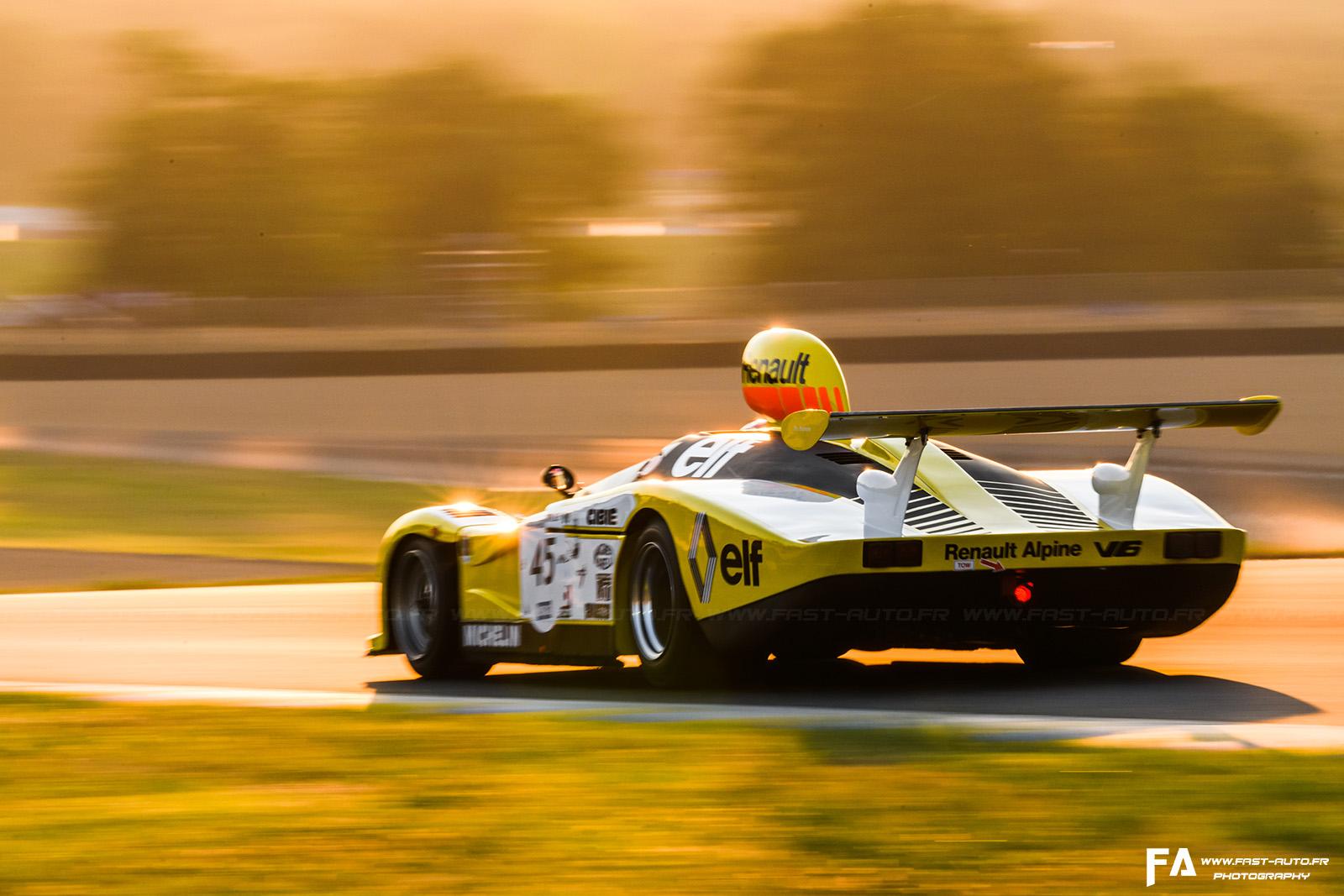 Photos Le Mans Classic 2018