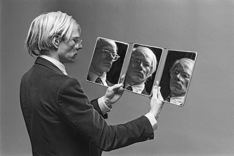 Andy Warhol « I'll be your mirror», 1977