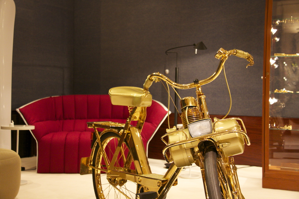 L'art contemporain s'invite au salon Vendôme Luxury