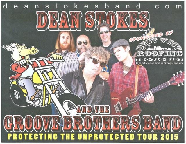 Dean Stokes - Bruderheim Hotel - 2015-07-24