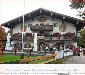 Photo of Bavarian, historical farmhouse in Ruhpolding