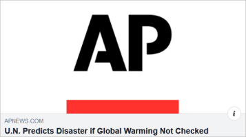 AP 1989 article predicting gloom and doom