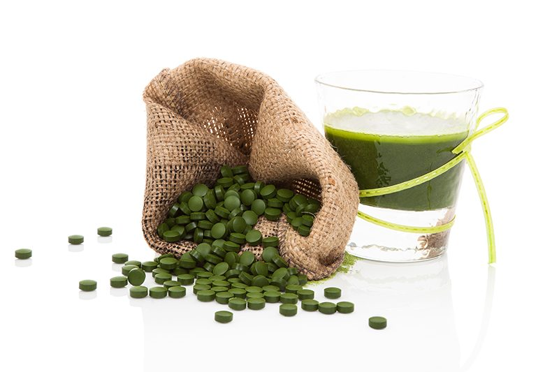 Prevent Toxins From Eating Organic Spirulina, and Detox by Eating Organic Chlorella!!