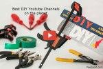 sur YT:  100 chaînes YouTube de bricolage pour des vidéos, projets, bricolages et vidéos de bricolage  infos