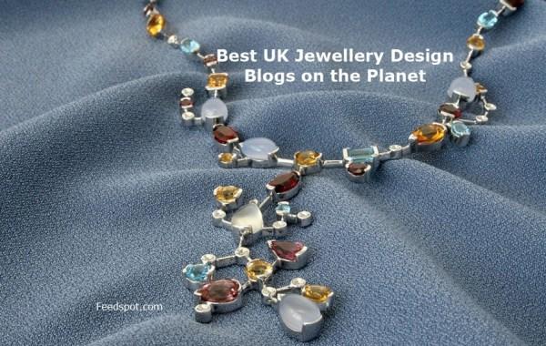 Top 10 UK Jewellery Design Blogs & Websites in 2020