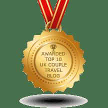 UK Couple Travel Blogs