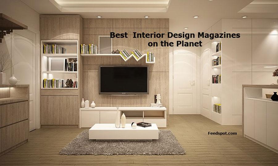 Top 10 Interior Design Magazines, Publications & Ezines In