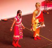 Tibetischer Tanz