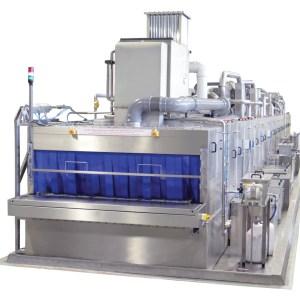 Machine de lavage industriel Laveuse (Largeur : 2000 mm )