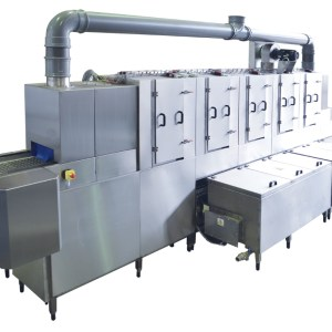 Machine de lavage industriel Laveuse (Largeur : 250 mm )