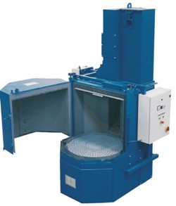 Machines de grenaillage a table / grenailleuse