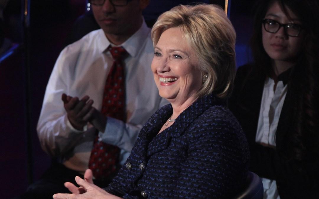 Hillary Clinton and Feminine Weakness