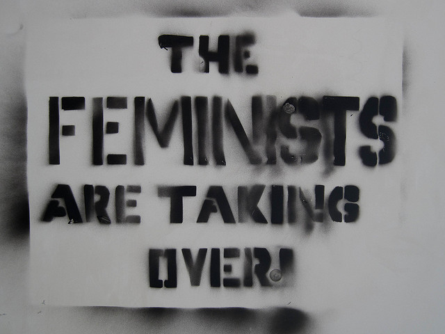 Anti-feminism, then and now