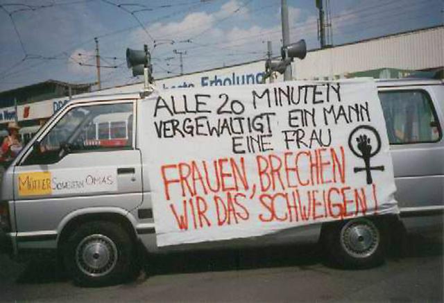 Nach Köln. Ein Blick auf Entwicklungen und Kontexte feministischer Gewaltdebatten