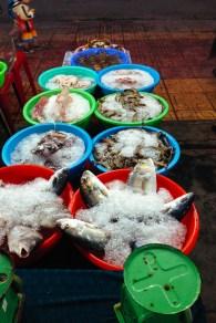 Kiloweise Seafood in Nha Trang