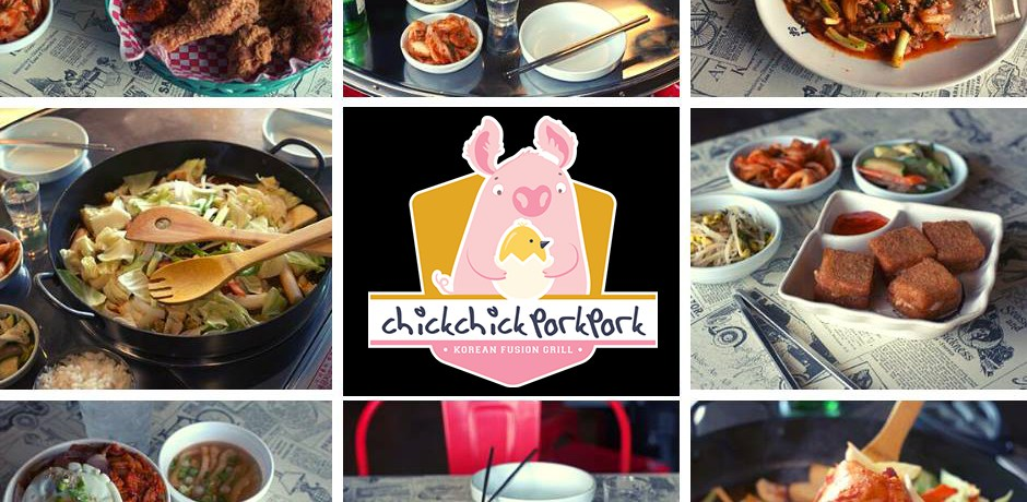 Chick Chick Pork Pork Meal Selection