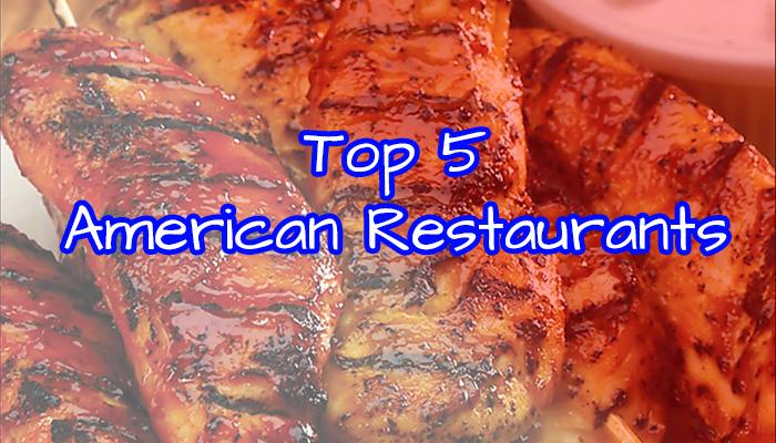 Top 5 American