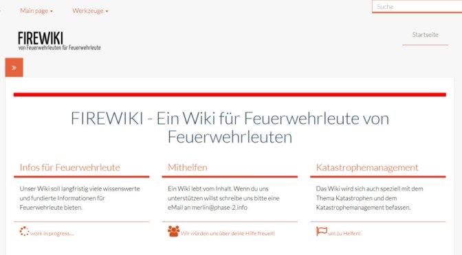 Firewiki