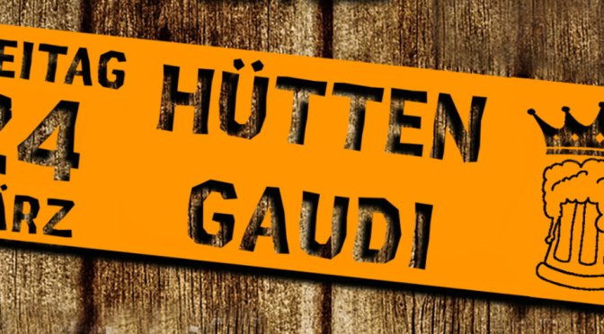 Hütten Gaudi 2017 – Trailer