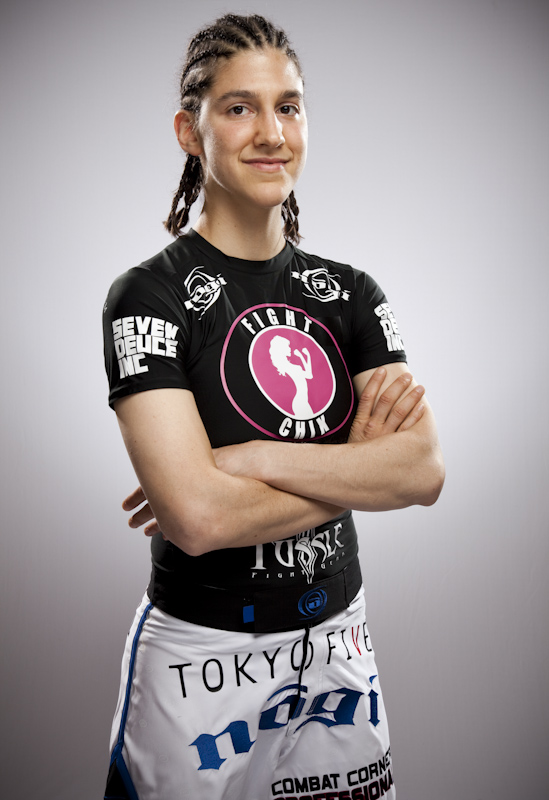 Image result for roxanne modafferi mma