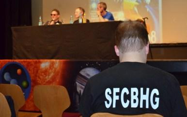 Auch der SFCBHG war vertreten.