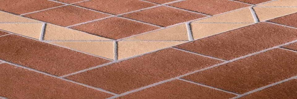 how to clean clay floor tiles